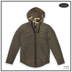 <b>COLLECT TRENDY VALLEY</b> <br>CTV-0314   Army Green