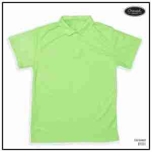 <b>BASIC POLO SHIRT</b> <br>BP001 | Neon Green