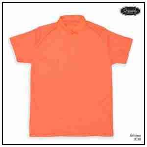 <b>BASIC POLO SHIRT</b> <br>BP001 | Orange
