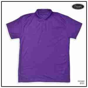 <b>BASIC POLO SHIRT</b> <br>BP001 | Purple