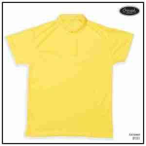 <b>BASIC POLO SHIRT</b> <br>BP001 | Yellow