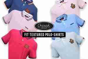 Basic Power Polo-Shirts