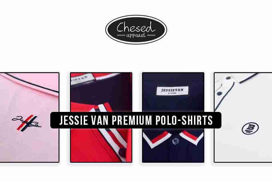 Jessie Van Premium Polo-Shirts