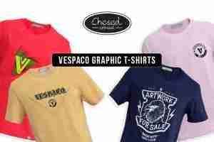 Vespaco Graphic T-Shirts