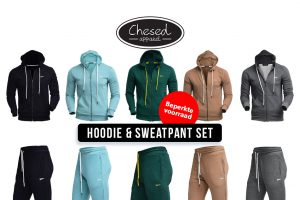 Hoodie & Sweatpant Set