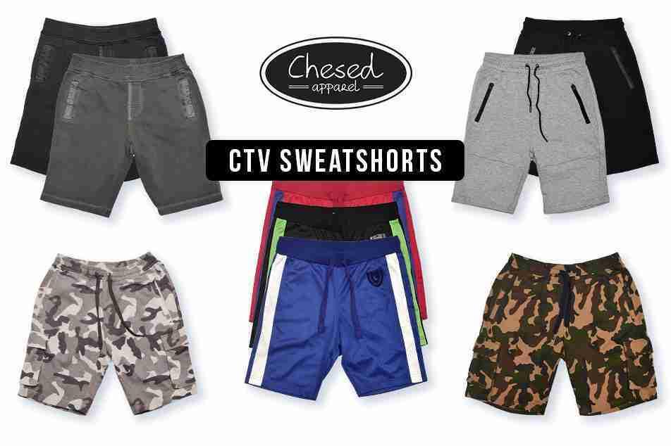CTV Sweatshorts